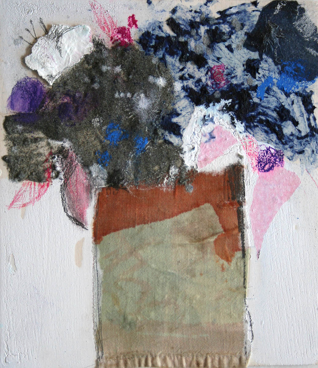 jarrón, pintura de mujeres